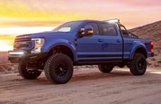 Tekintélyes nyomatékú dízelmotort kap a legújabb amerikai pickup
