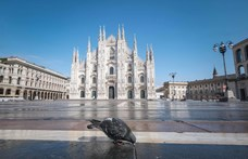 Betiltják a dohányzást a milánói köztereken