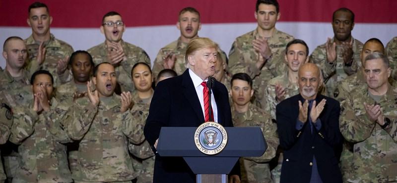 Trump újra egyeztetne a radikális iszlamista tálibokkal