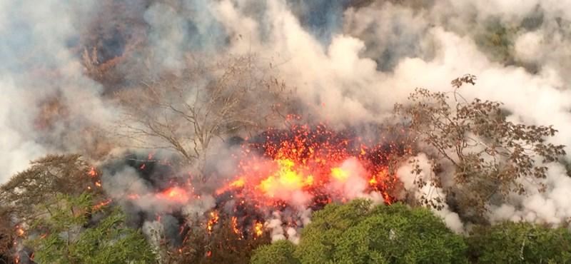 Drágakőeső hullik az égből Hawaiin