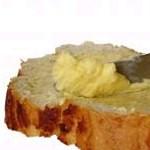 A vaj lenyomja a margarint