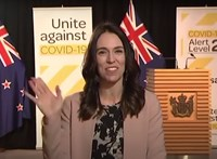 Rengett a föld az interjúja alatt, szeme se rebbent az új-zélandi miniszterelnöknek – videó