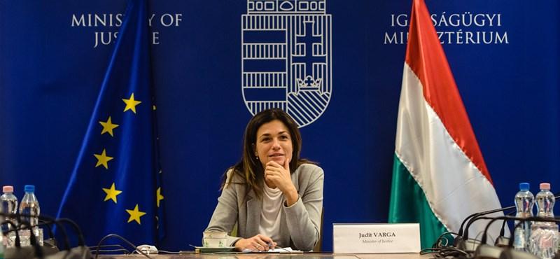 Varga Judit: A Parlament elé kerülhet a civiltörvény módosítása