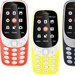 Vége a 17 évnyi várakozásnak, mától szállítják az új Nokia 3310-est