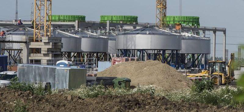 A tiszapüspöki cukorgyárat is bekebelezte Mészáros Lőrinc