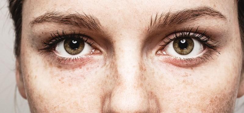 A szem máshogy a lélek tükre