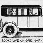 Csak egy sima autónak tűnik, de mekkora meglepetést tartogat ez az 1923-as terv