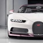 Bugatti Chironnal lepte meg feleségét Valentin-napra egy szupergazdag brit