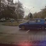Most a szabálytalanul türelmetlen autósokról adott ki videóválogatást a rendőrség