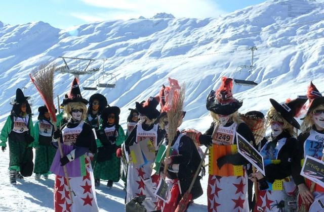 Svájc - Belalp, Hexen