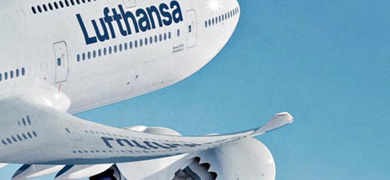 Handelsblatt: Felfüggesztheti működését a Lufthansa