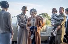 Hivatalos: jön az új Downton Abbey-film