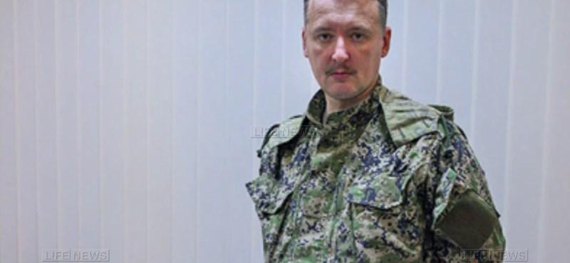 Ukrán szakadár vezető: a roncsok között talált holttestek több naposak
