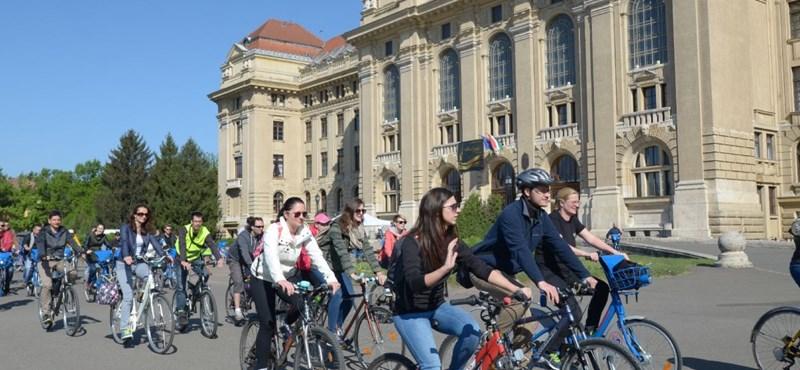 Nagyszerű felajánlást tesznek a Debreceni Egyetem gólyái