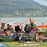 Az ország legbiztonságosabb természetes vize a Balaton