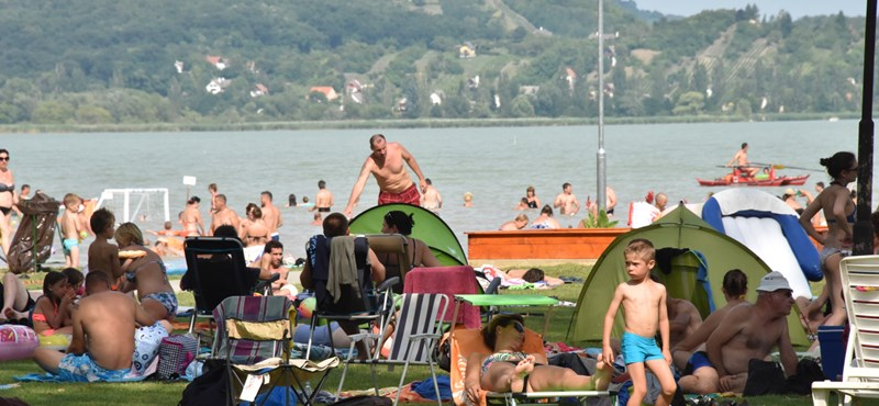 Igazi strandidő lesz az utolsó nyári hétvégén