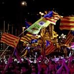 Katalán népszavazás: elítélik az erőszakot