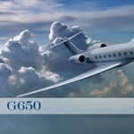 A levegő ura - Gulfstream 650