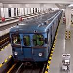 Új kocsikkal is kipróbálták a 4-es metrót - fotók