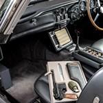 Elárvereznek egy James Bondnak gyártott Aston Martint