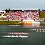 Magyar kajakozók győzelme a legszebb tavalyi pillanatok között