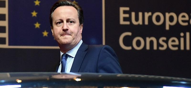 David Cameronnak nyomorúságos érzés volt lemondani a Brexit-népszavazás után