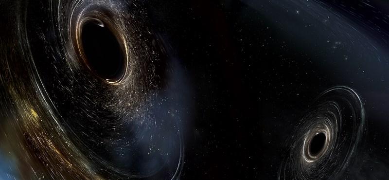 Hatalmas eredmény a csillagászatban: újra észlelték az Einstein által megjósolt gravitációs hullámokat