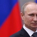 Putyin kétszeres nagypapa lett