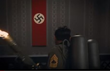 DiCaprio lángszóróval támadja a nácikat – itt az új Tarantino-film előzetese