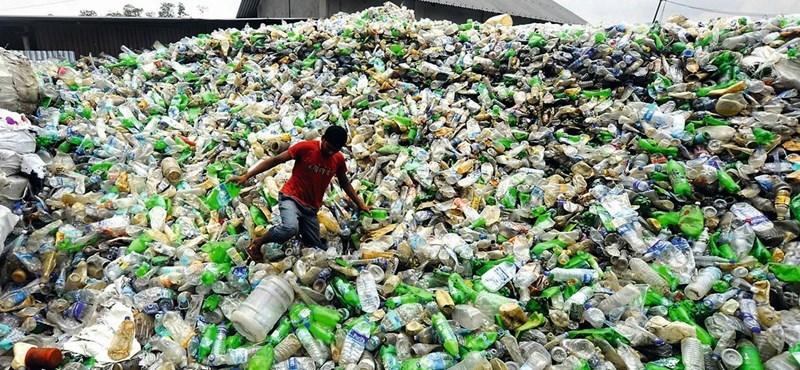 Belefulladunk a szemétbe, mire tényleg bevethetjük a műanyagfaló szuperenzimet