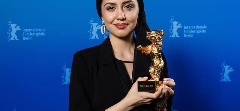 Berlinale: iráni ellenzéki rendező nyerte idén az Arany Medvét