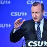 Weber: Már hétfőn indulnak a megbeszélések