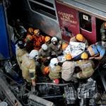 Két elővárosi vonat ütközött Rio de Janerióban