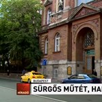 Harmadik nekifutásra próbálnak megműteni egy hónapok óta vérző nőt Budapesten