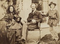 Elképesztően ritka, régi családi fényképek bukkantak fel eBay-en