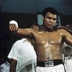 """""""Értünk harcolt"""" - Obama az irodájában őrzi Muhammad Ali kesztyűjét"""