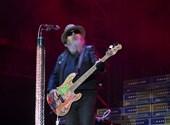 Matt Dusty Hill ZZ Top Guitarist