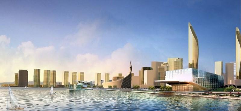 Ilyen lesz a jövő okos városa – Tunéziában épül