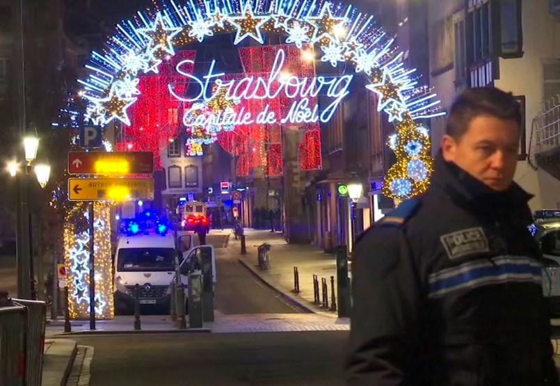 Terrortámadás a strasbourgi karácsonyi vásárban: legalább két halálos áldozat