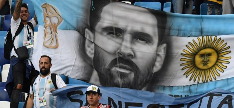 Az argentin válogatott tagjai azonnal leváltanák a szövetségi kapitányt
