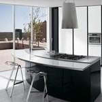Hajlított konyhabútor - elegáns luxus