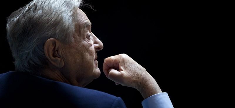 Breaking: az AFP tévedésből leleplezte, hogy Soros indul a választáson