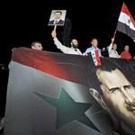 A szíriai elnököt büntetné Európa