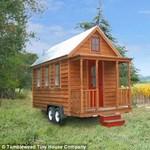 Itt a jövő? Komfortos mobil házak pótkocsi alvázakon