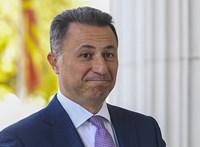 Szijjártó nem mondja meg, hogy Magyarországon van-e a volt macedón miniszterelnök