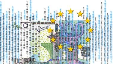 Jön a digitális euró, és ami jó hír, hogy olcsóbban is lehet majd vele fizetni