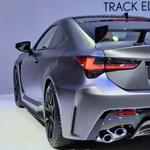 V8-as japán válasz a BMW M4-re: körbefotóztuk a szupersportos új Lexust