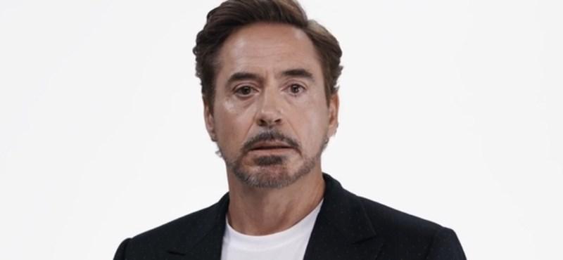 Mesterséges intelligenciával mentené meg a bolygót Robert Downey Jr.