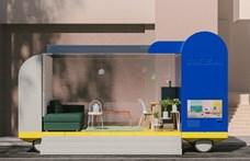 A nap fotói: Az IKEA megtervezte a jövő autóit, és van köztük néhány használható ötlet is