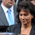 Elege lett a tévésztár feleségnek DSK-ból
